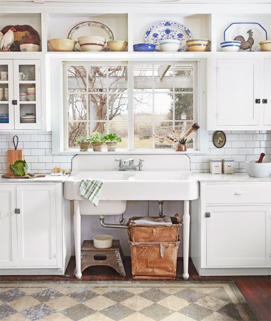 Old Farmhouse Kitchen Sinks: Best 20+ Vintage Farmhouse Sink Ideas On Pinterest