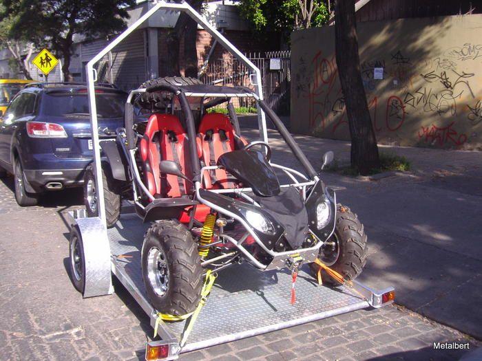 Metalbert - Carros de Arrastre