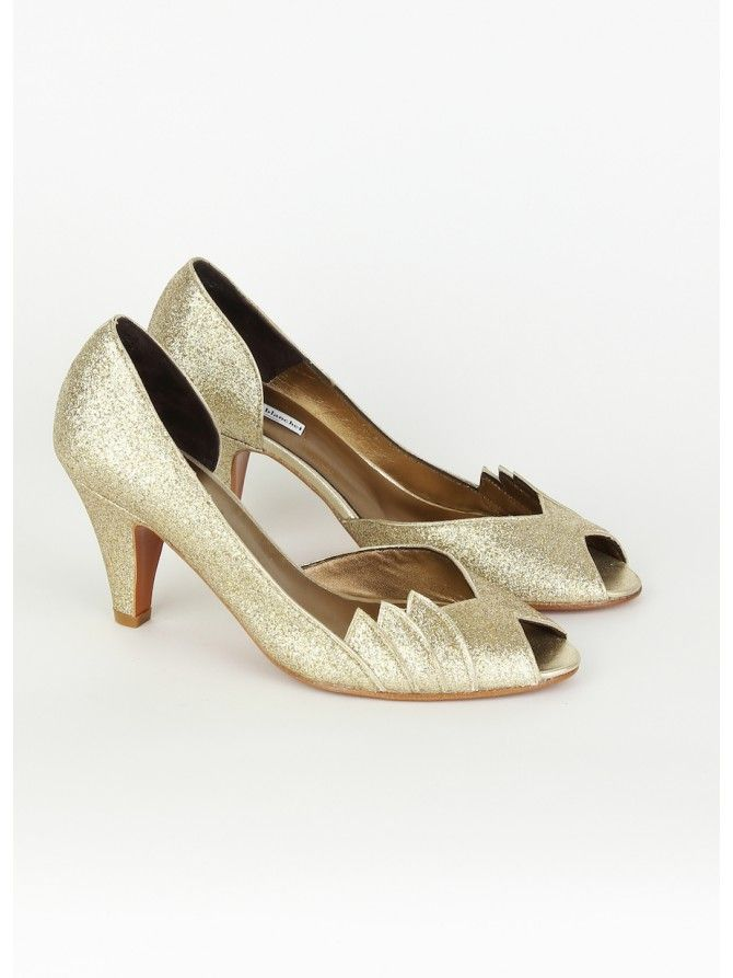 Chaussures trop belles wedding