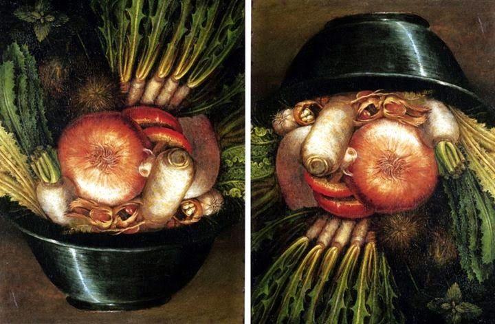 """Arcimboldo e la sua famosa """"Natura morta"""" al Museo di Cremona"""
