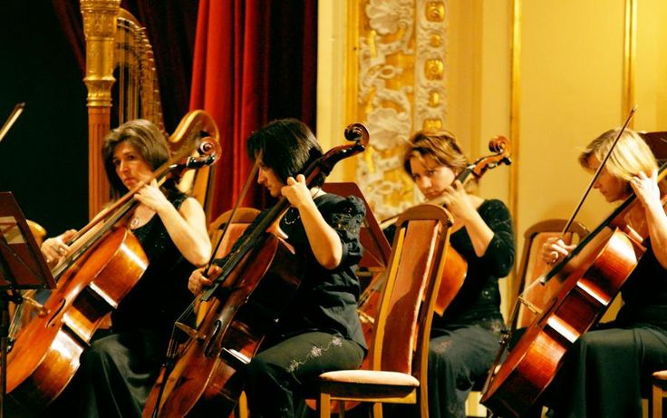 Enjoy a Danube Symphony Orchestra concert at Danube Palace in Budapest. Listen to a typical Hungarian folk instrument, the cimbalom (hammer dulcimer), and enjoy some of history's most famous classical melodies. After the concert, you will have a late-night dinner cruise on the Danube River with Tourboks!