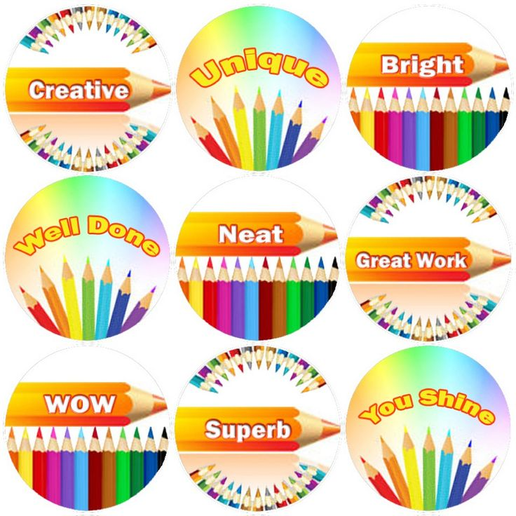 <p>These Positive Pencil reward stickers are perfect to make a big impression on young learners and can be used with any Reward System.</p>