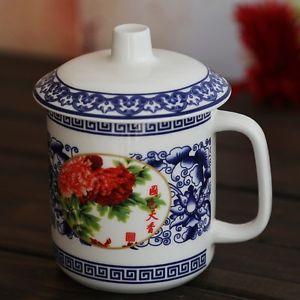 porcelain tea cups with lid | ... -China-Bone-China-Coffee-Tea-Cup-Mug-With-Lid-Chinese-Porcelain-450ml