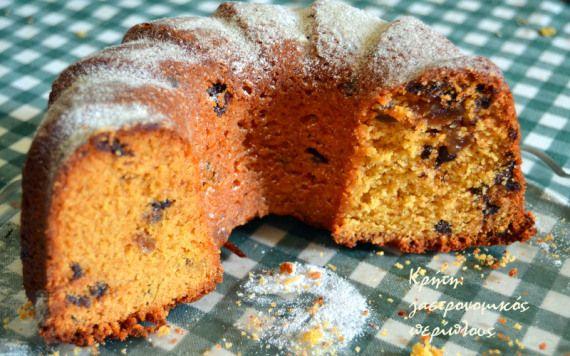 Κέικ εποχής με γλυκά κουταλιού, εκ των ενόντων…