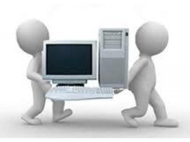 Office Relocation IT Service IT support technician -0556789741 Office relocation It support Technica...