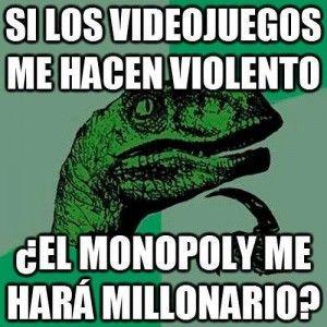 Filosoraptor pregunta #imagendeldia - Cachicha.com