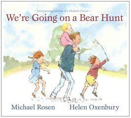 We're Going on a Bear Hunt: Anniversary Edition of a Modern Classic....story lyrics