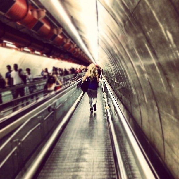 Acesso Linha Amarela - Metro SP