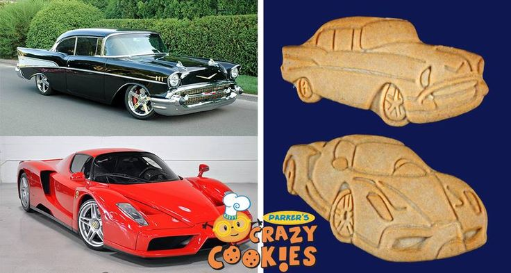 Whether it's products or personalities...Parker's Crazy Cookies can create custom cookies that highlight what your company is all about. No other treat is as tasty and fun!