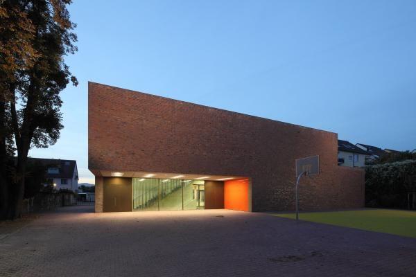 Project: Neubau Sporthalle und Erweiterung Michael-Ende-Schule - scholl architekten partnerschaft