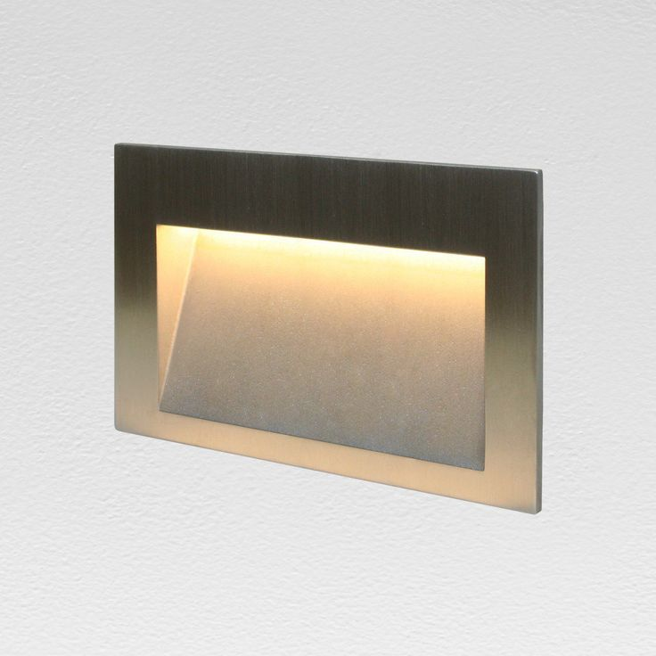 25+ best ideas about Recessed wall lights on Pinterest Led recessed ceiling lights, Light led ...
