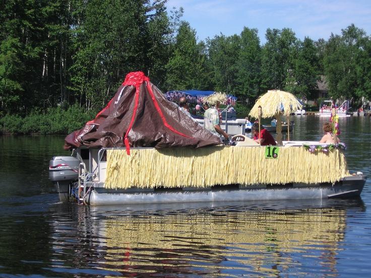 lake george mi 4th of july parade