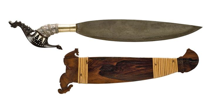 Barong sword from the Philippines