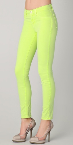 i will ALWAYS have a soft spot for Lime Green! Used to be obsessed with the color! =)