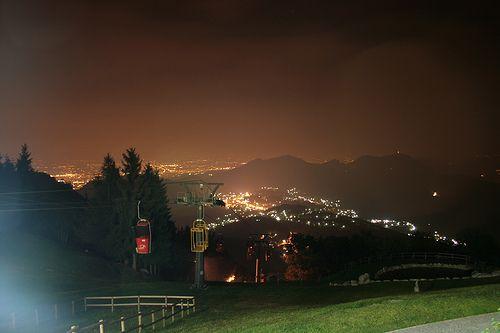 Night at Monte Poieto