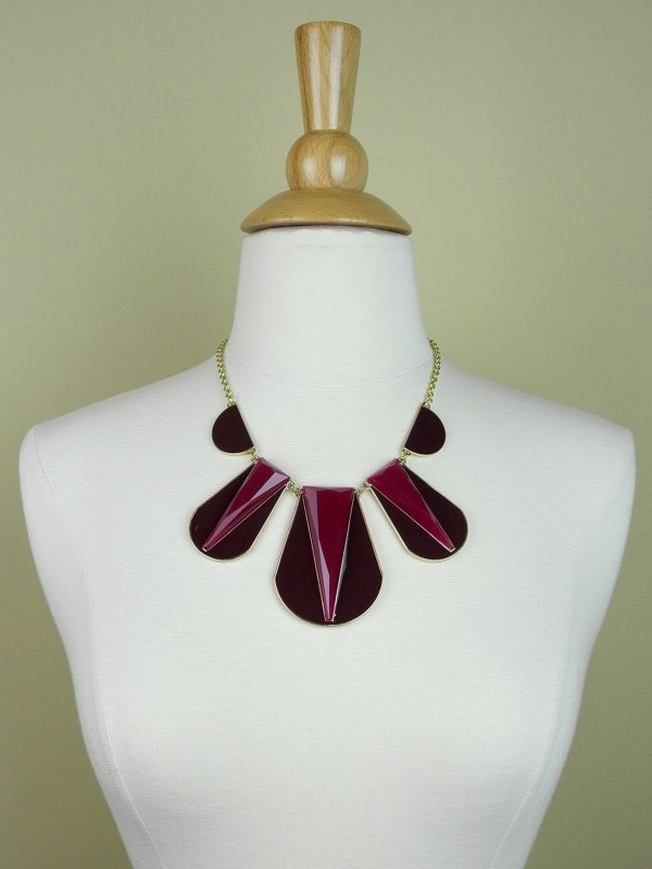COUPON at www.facebook.com/FashionCupcake  Fuchsia and Purple Statement Necklace - $24.00 : FashionCupcake, Designer Clothing, Accessories, and GiftsPurple Statement, Statement Necklaces, Jewelry Necklaces, Design Clothing, Clothing Accessories, Www Facebook Com Fashioncupcak, Designer Clothing