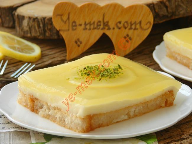 Limonlu Etimek Tatlısı Resimli Tarifi - Yemek Tarifleri