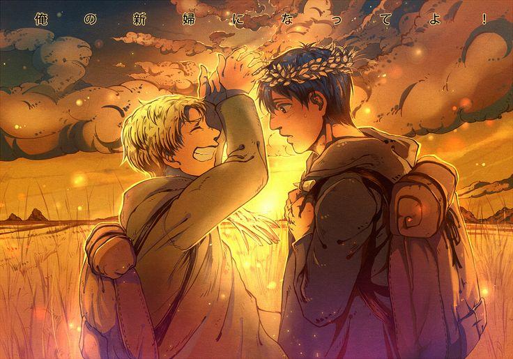Before the fall by bakeddeer,snk,aot,shingeki no kyojin,attack on titan,Reiner Braun,Bertolt Hoover