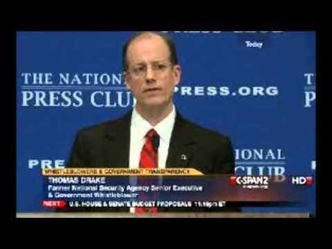 NSA Whistleblower - Jesselyn Radack & Thomas Drake -- Skip 1st 10 minutes for full interview.