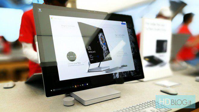 Surface Studio in Europa quest'estate: prime conferme per la Francia https://www.sapereweb.it/surface-studio-in-europa-questestate-prime-conferme-per-la-francia/ Il Surface Studio è un dispositivo per pochi, non solo per i prezzi di listino impegnativi, ma anche perché materialmente Microsoft riesce a produrne quantitativi limitati; come se non bastasse, è disponibile solo negli Stati Uniti. Le cose, però, cambieranno quest'estate. Surface...