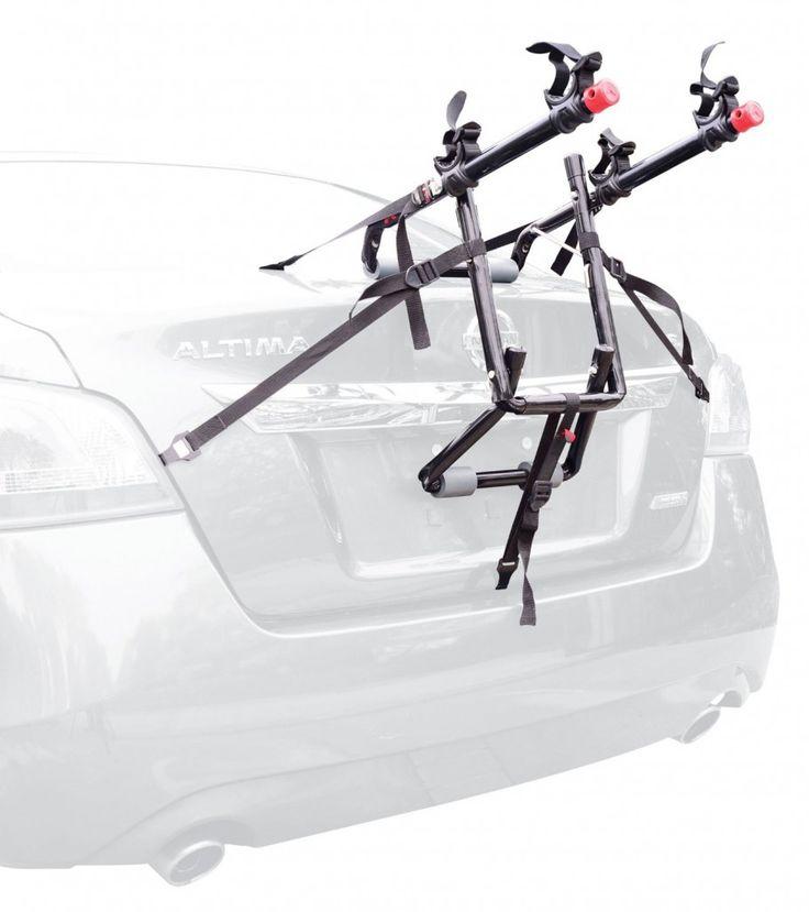 Allen sports deluxe 2-bike trunk mount rack  #car #bike #carriers #rack #mount #bicyclecarrier #bicycleracks  Top 10 Best Bike Racks For Cars In 2015 Reviews