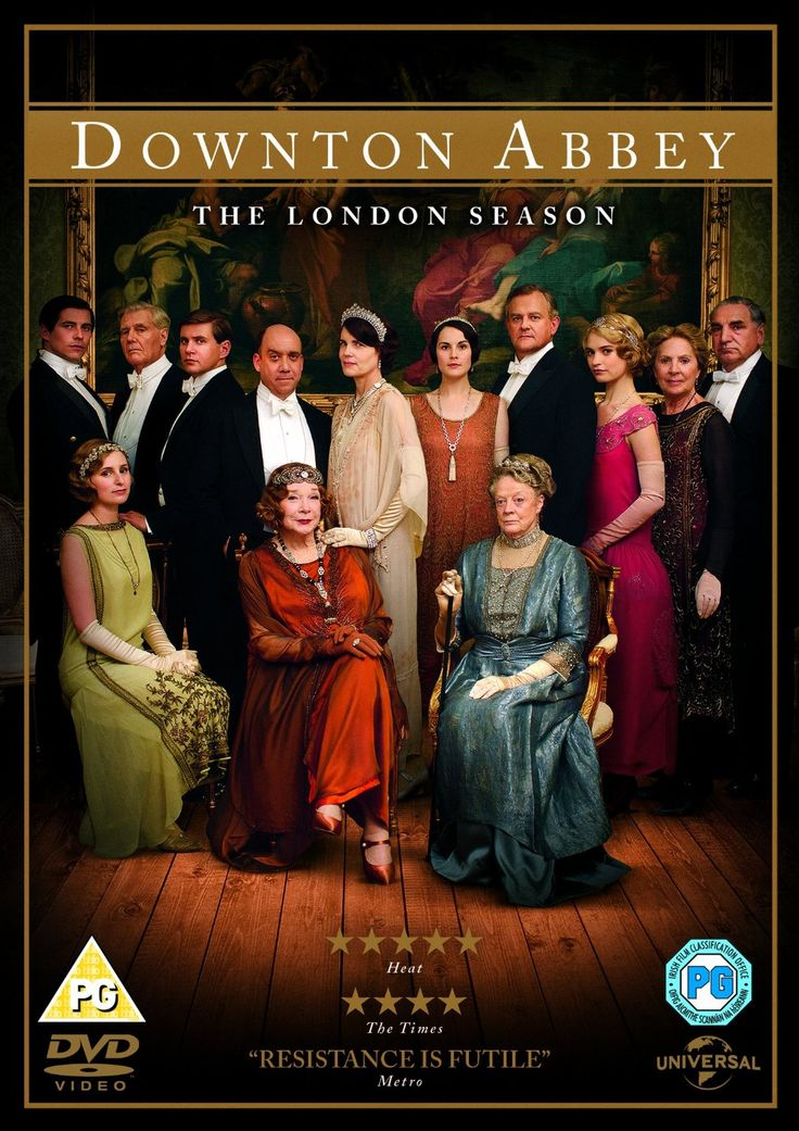 Downton Abbey: The London Season (Christmas Special 2013) [DVD ...