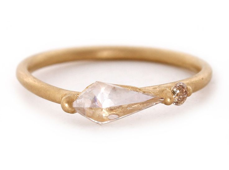I would just wear this as a regular ring lol. Really cute and simple.