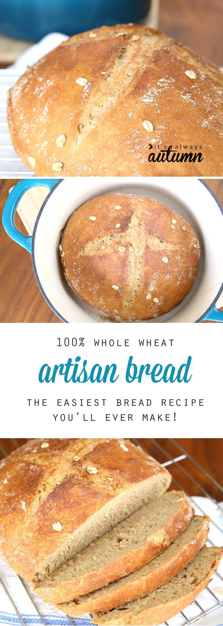 Best 25+ Artisan bread ideas on Pinterest | Dutch oven ...