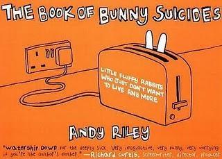 El libro de los conejitos suicidas (Andy Riley)