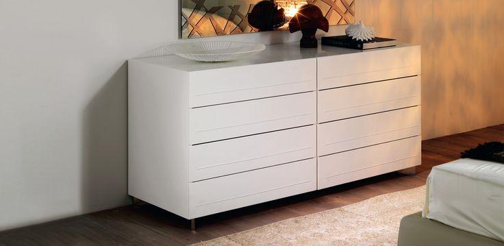 Dyno komoda bílá / cabinet in white