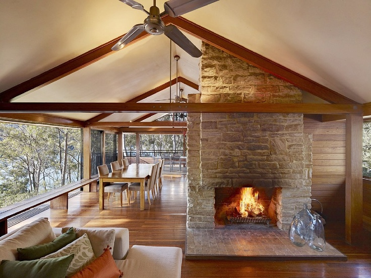 30 best Open fire places images on Pinterest Fire places