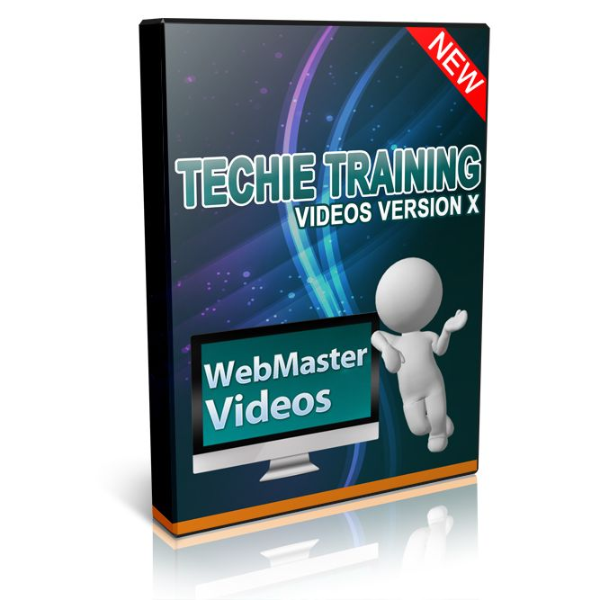 Techie Training Videos V10 - NeoTuts.com