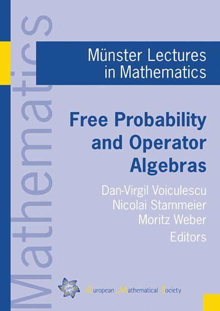 Resultado de imagen de free probability and operator algebras