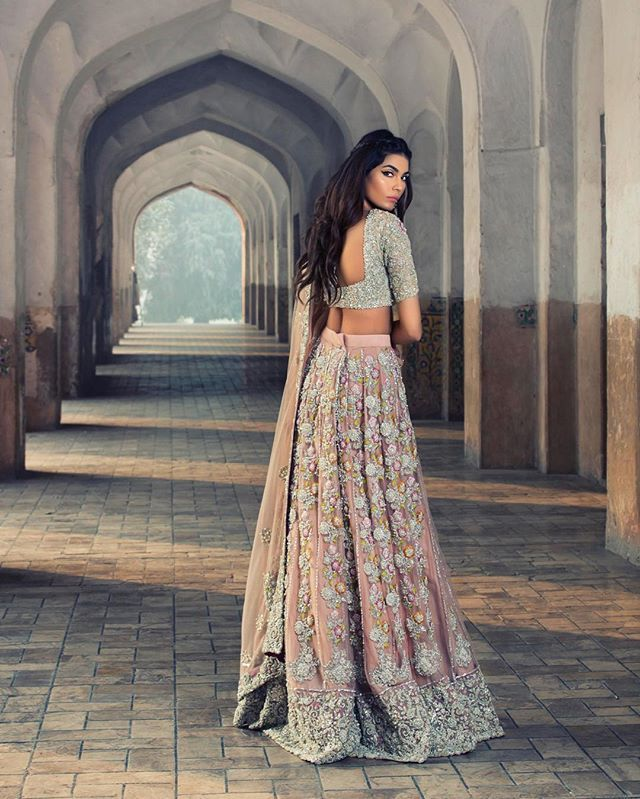 Keep your  peeled this Sunday for our exclusive cover with @maheengtaseer  The stunning bridal couture collection by #MGT with intricate old world details and timeless silhouettes is truly an ode to our heritage  #MaheenGhaniTaseer #MGTForWeekend #ShaadiSeason  @aleehassanphotographe