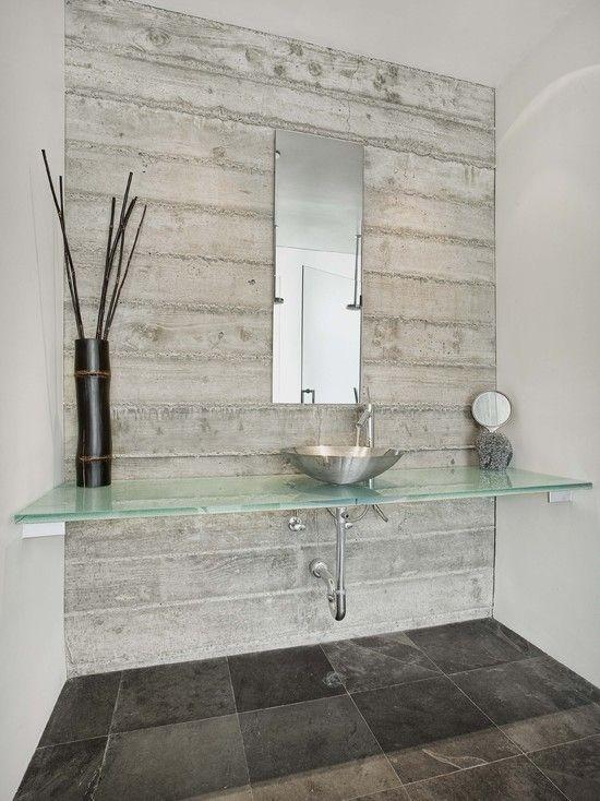Home Decor Modern Bath.
