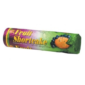 Frou Frou Fruit Shortcake 300g - Food From Cyprus