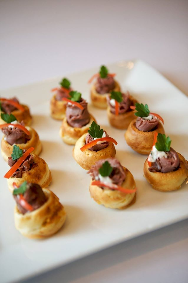 265 best images about canapes on pinterest canapes ideas for Beef canape ideas