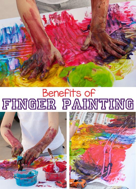 Have you ever wondered why you should finger paint with your children?Well, there are many wonderful reasons why you should finger paint with toddlers, preschoolers and even elementary grade schoolers!The 5th reason may be new to you but the 7th benefit i