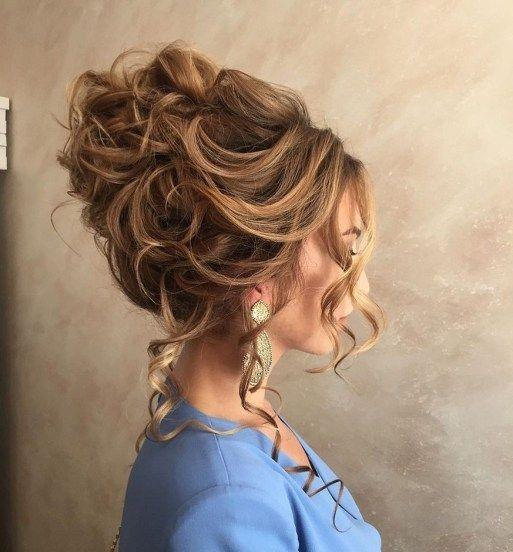 Stunning bohemian wedding hairstyle ideas 46