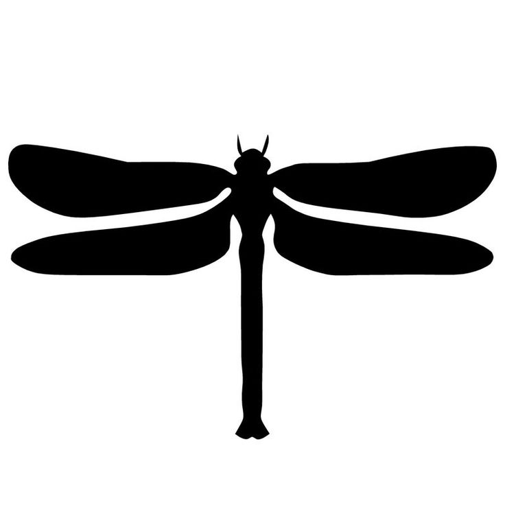 15.5*9.5CM Dragonfly Car Sticker Decal Cartoon Reflective Decorative Auto Accessories Motorcycle Stickers
