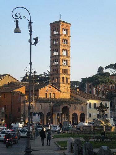 Basilica dei Santi Giovanni e Paolo, Roma