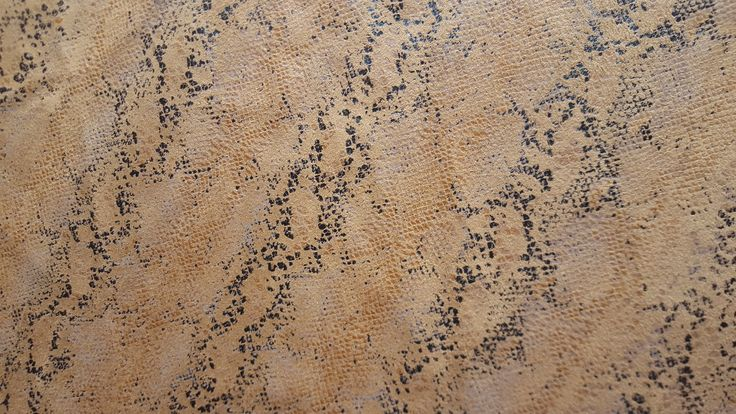 Voici ce que je viens d'ajouter dans ma boutique #etsy: tissu suédine aspect serpent 25 x 150 cm