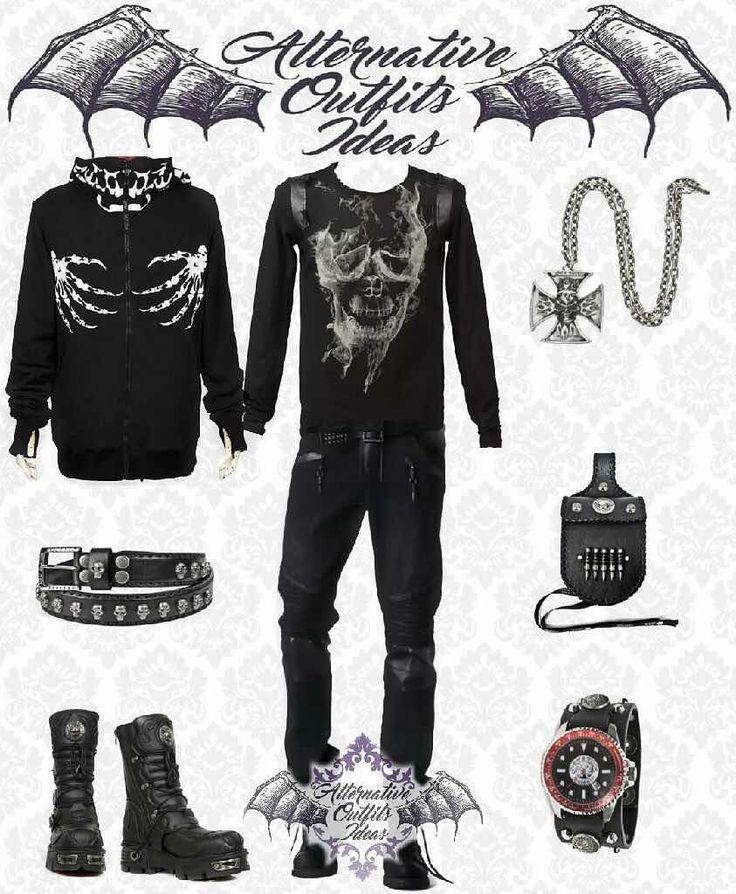 Rock Alternative Fashion