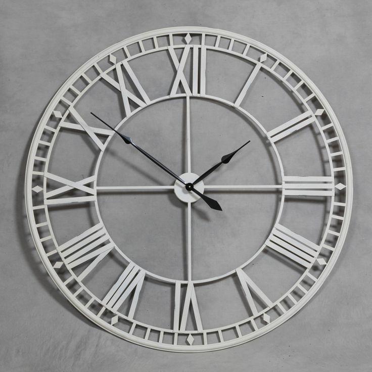 Best 25 Grey Wall Clocks Ideas On Pinterest Feature