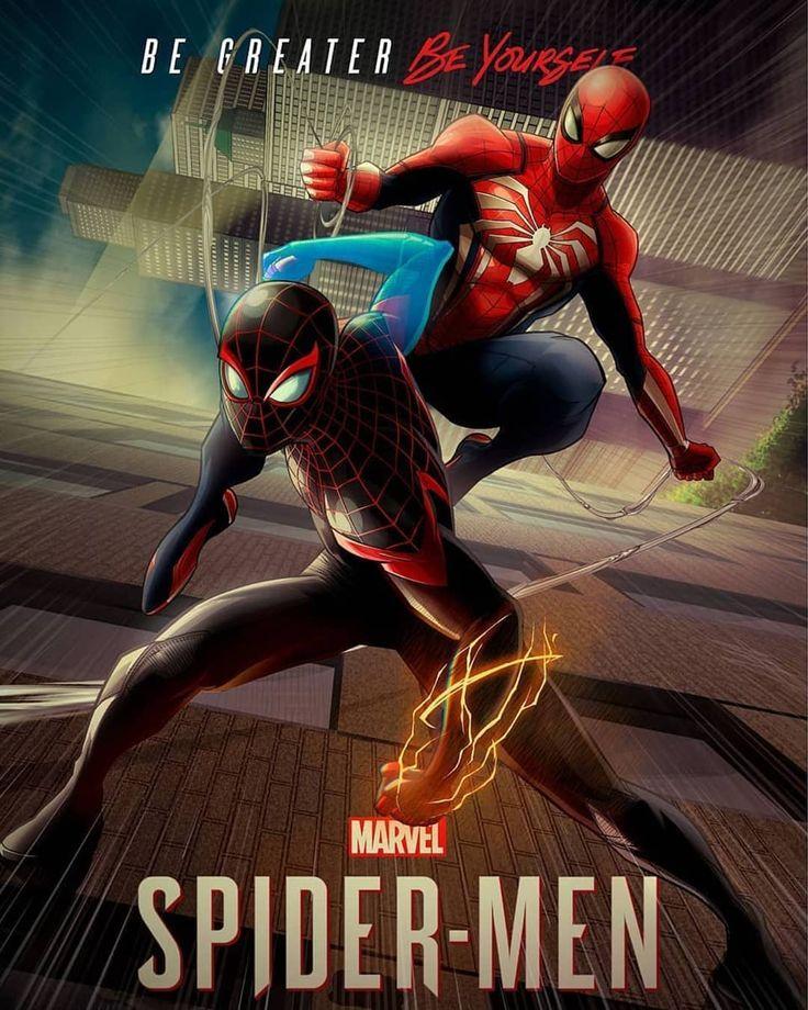 Spider Man Thespiderweb Ig Posted On Instagram Spider Men I Love It Follow Us Thespiderweb Ig Credit Axe Spiderman Marvel Spiderman Spiderman Comic