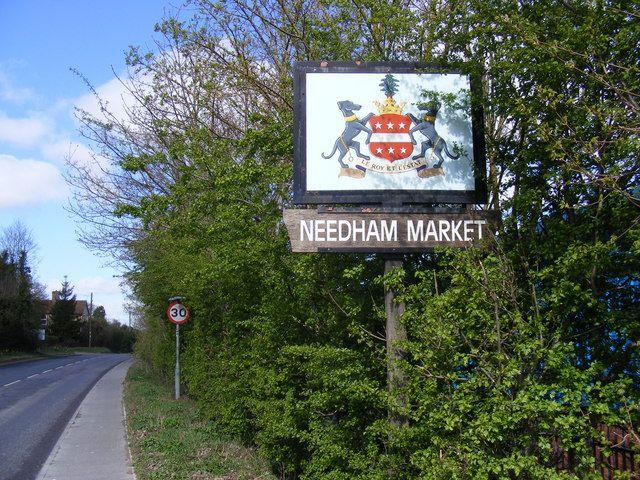 Needham Market, Suffolk.