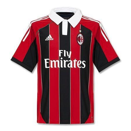 Italië - AC Milan - Thuis