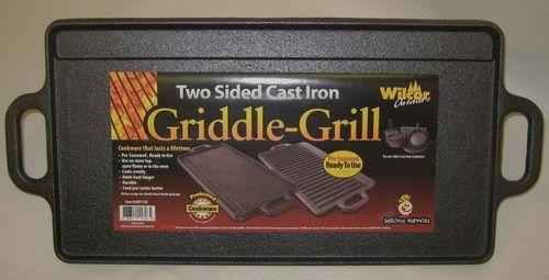 - CMP1728 Cast Iron Griddle-Grill - Price: $24.99 - Factory RV Surplus - 1611 W Bristol St, Elkhart, IN 46514 (800) 325-1461 (574) 262-3327