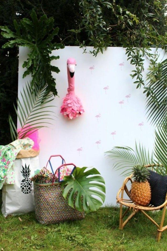 Sommer Deko Schone Vorschlage Fur Zimmergestaltung Dekoration