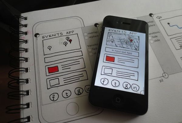 'AppSeed' Turns Your Sketches into Functional Prototypes